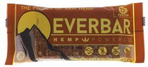 cinnamon ginger organic healthy hemp protein bars everbar