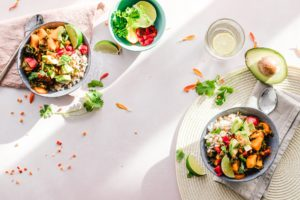 healthy food life style organic hemp food