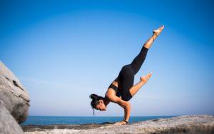 healthy life style yoga