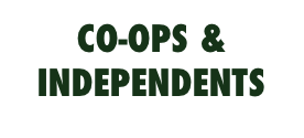 co-ops & independents
