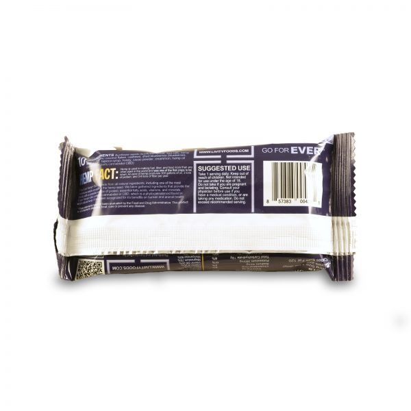 livity foods blueberry cashew everhemp everhempplus everhemp+ healthy natural hemp protein bars cbd edibles hemp power go forever