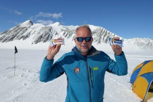 chris warner testimonial for everbar livity foods mountain climbing snow storm everbar saves lives