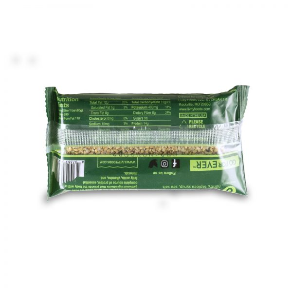livity foods green power everbar everhemp healthy natural organic hemp protein bars edibles hemp oil hemp powered hemp power go forever high protein high fiber great taste tasty delicious deliciousness yummy no soy gluten free nongmo no dairy pesticide free lab tested athlete lifestyle workout muscle building mountain snack snacks