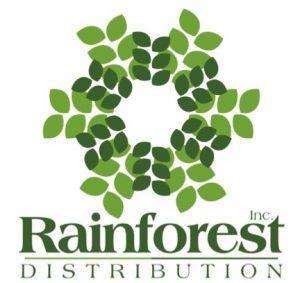 Rainforest distribution