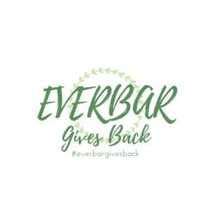 everbar gives back giveback community charity livity foods donation donating