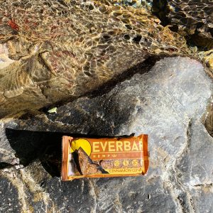 everbar everhemp livity foods cbd protein healthy natural hemp bar omega3 omega6 athlete workout outdoor organic ice climbing hiking green power blueberry cashew cranberry almond cinnamon ginger travel mountains camping extreme sports food photography river