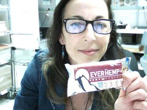 everbar everhemp livity foods cbd protein healthy natural hemp bar omega3 omega6 athlete workout outdoor organic ice climbing hiking green power blueberry cashew cranberry almond cinnamon ginger travel mountains camping extreme sports food photography testimonial